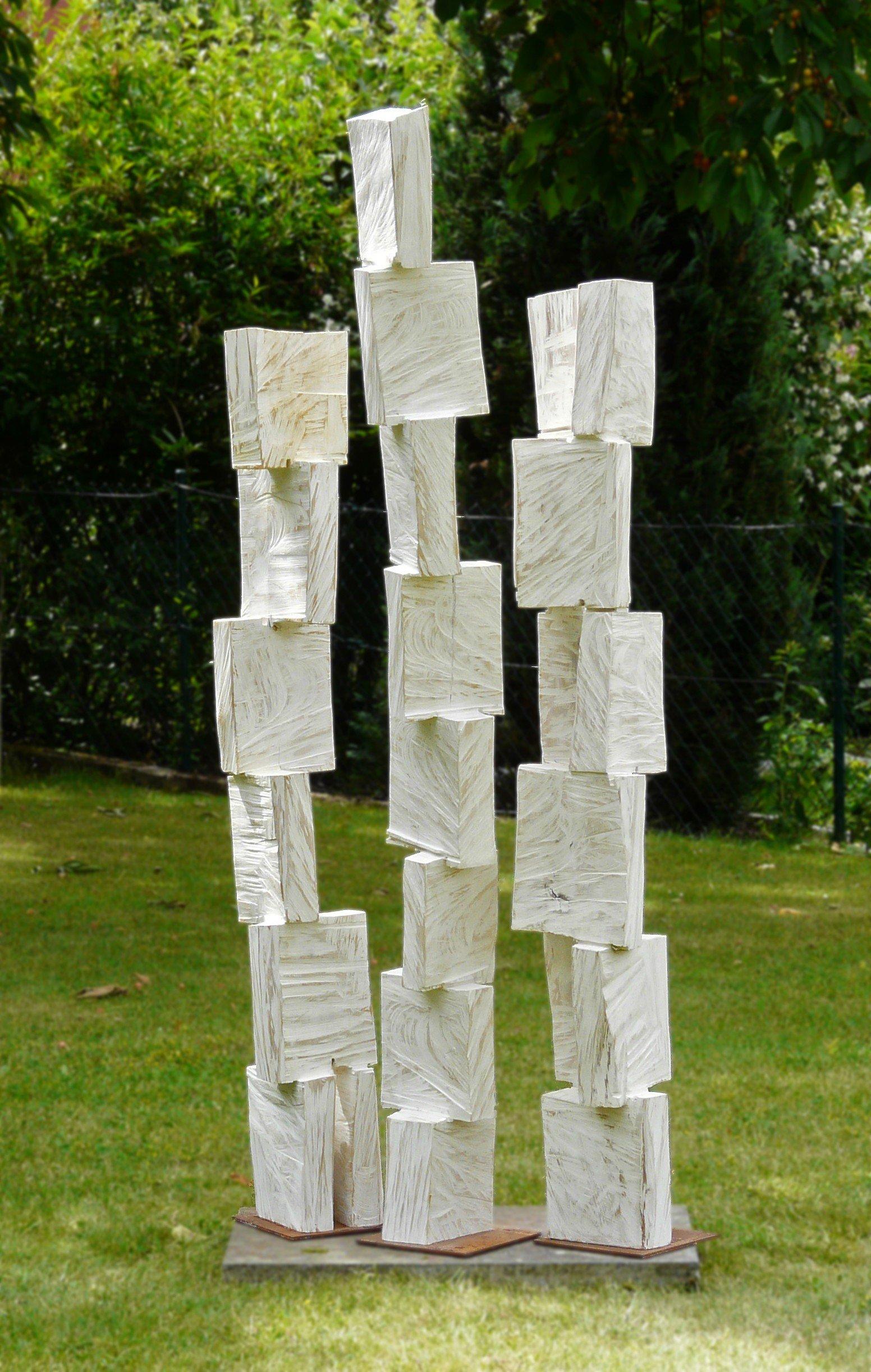 moderne kunst im garten – actof, Terrassen ideen